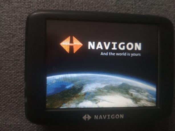 Nawigacja samochodowa Navigon