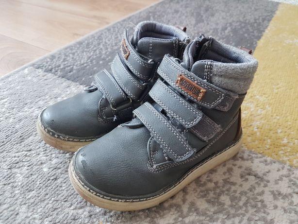 Buty, trzewiki rozmiar 27, długość wkładki 16.5 cm