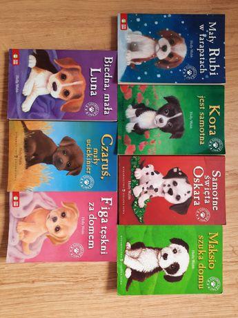 Książki dla dzieci o zwierzątkach Holly Webb