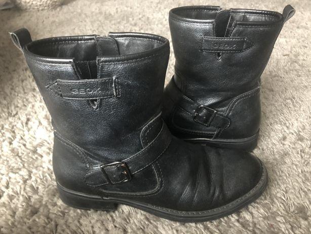 Buty / botki dziewczęce Geox rozmiar 37