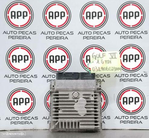Centralina VW Golf 6, Leon 1P, A3 8P 1.6 TDI referência 03L906023MM.