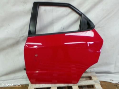 Porta Tras Esquerda Honda Civic Viii Hatchback (Fn, Fk)