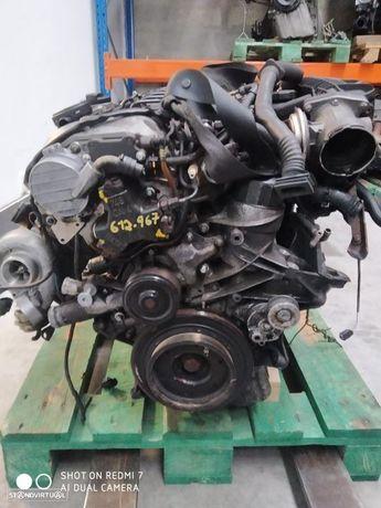 Motor Mercedes 270cdi w210 612967