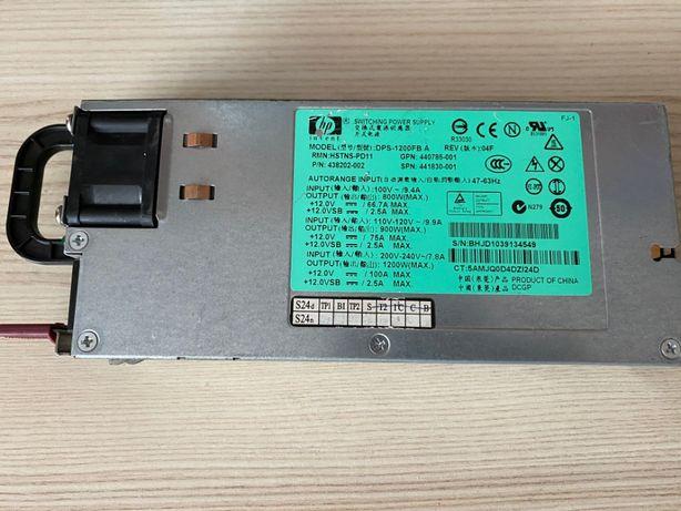 Zasilacz serwerowy HP DPS-1200FB A