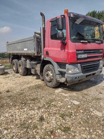 Samochód ciężarowy DAF CF 85.460 wywrotka
