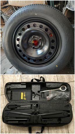 Докатка Домкрат 5x110 R17 Jeep Cherokee,Compass,Renegade FIAT 500X