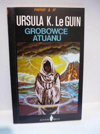 Grobowce Atuanu , Ursula K.Le Guin.