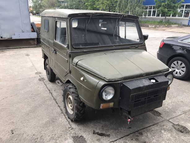 Продам ЛуАЗ/двигун від Жигуля