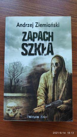 Książka Zapach Szkła - Andrzej Ziemiański Tanio!