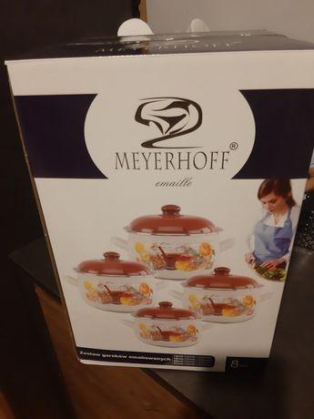 Garnki emaliowane mayerhoff