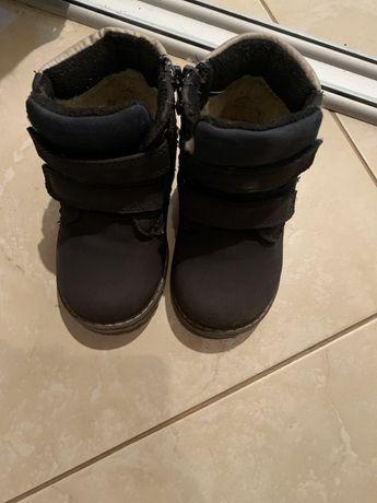 Зимние ботинки 24 размер