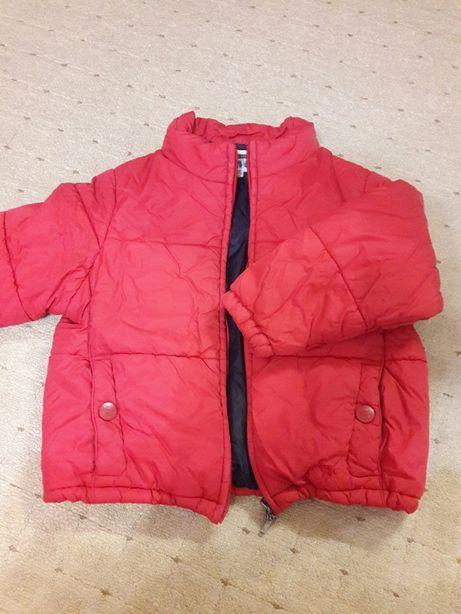 Куртка демисезонная junior