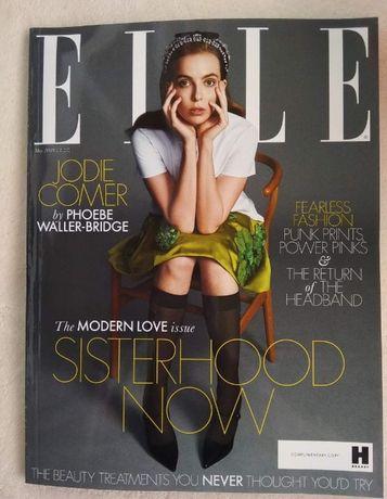 Revista ELLE Jodie Comer - Maio 2019