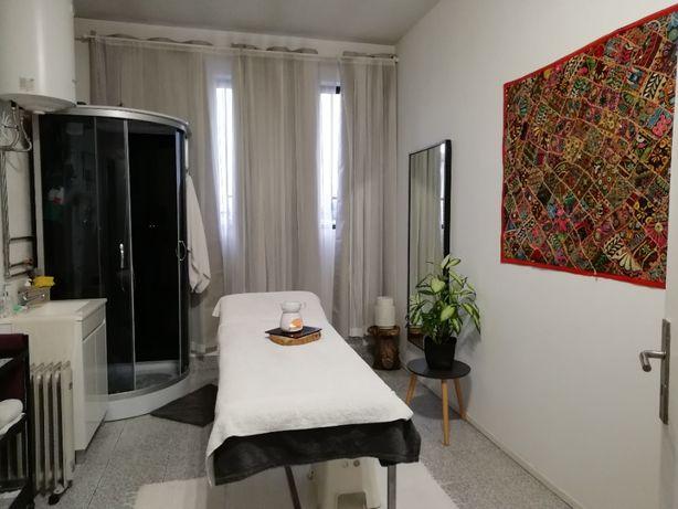 Massagens e terapias