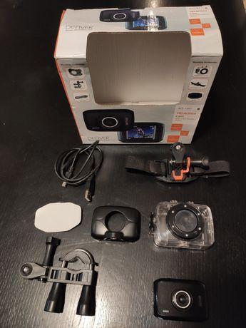 Camara de video HD Action Cam Denver ACT-1301