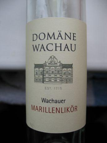 MARILLENLIKOR DOMANE WACHAU бутылочка для коллекционера Австрия 100 мл