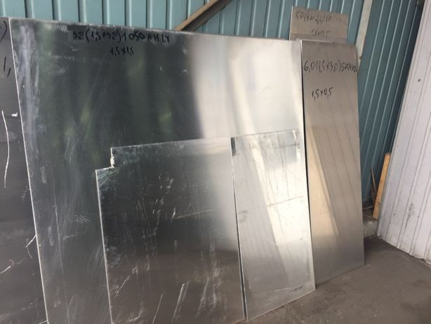 Алюминий листовой алюминиевая плита толщ до 70мм Отрезаем Налож !