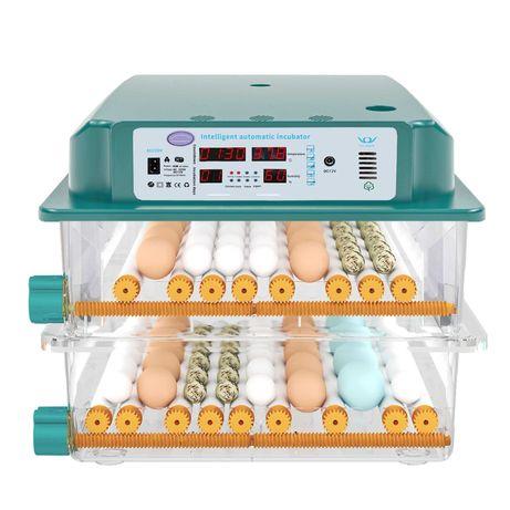 Chocadeira / Incubadora 120 Ovos NOVA - Disponibilidade Imediata