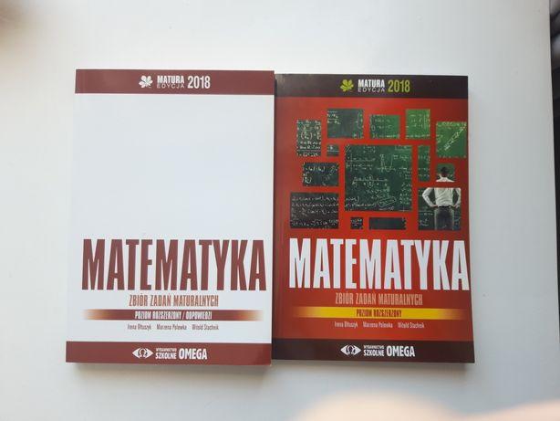 Matematyka zbiór zadań maturalnych poziom rozszerzony OMEGA 2018