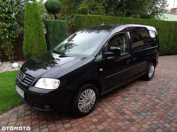 Volkswagen Caddy Max Family Navi 2,0 Tdi Niski Przebieg Serwis Z
