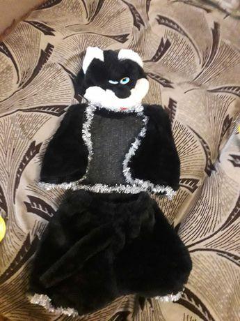 Детский новогодний костюм волченок