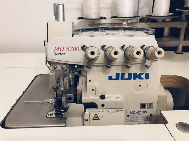 Overlock Juki MO-6716S