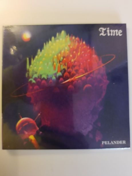 Magnus Pelander - Time - płyta CD nowa (wokalista Witchcraft)