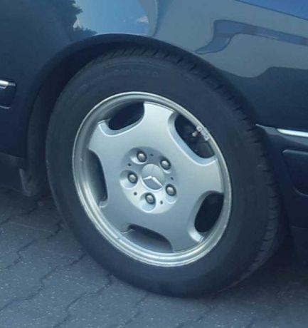 Koła Felgi 16 5x112 Mercedes Benz w210 opony