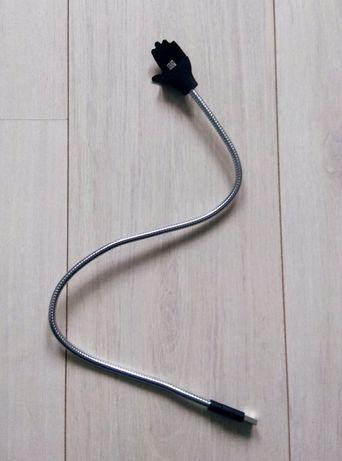 Elastyczny uchwyt pałąk kabel USB