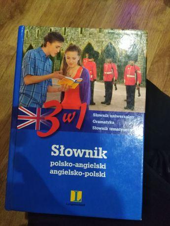 Słownik Polsko-Angielski / Angielsko-Polski