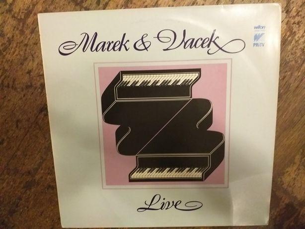 Vinyl Marek i Wacek Live Wifon 1980