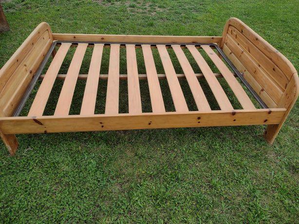 Lozko drewniane 140/200