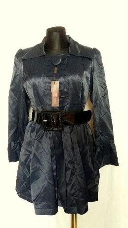 JO_THIRTY NOWY cudowny wiosenny płaszcz r 38