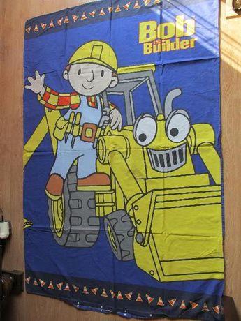 Poszwa dziecięca Bod Budowniczy z koparką