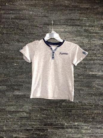 r. 116 cm / C&A PALOMINO Bluzka Koszulka na krótki rękaw dla chłopca