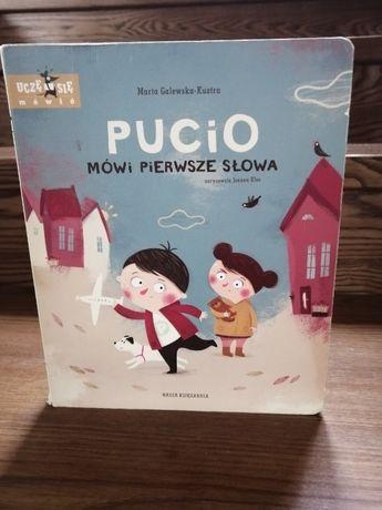Zestaw Pucio pierwsze słowa + Pucio na wakacjach