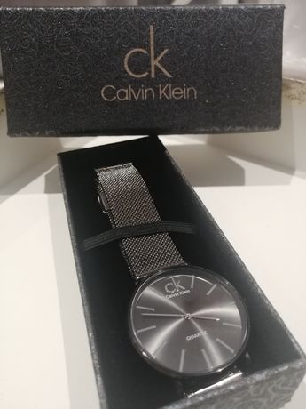 Zegarek męski Calvin Klein stan bardzo dobry