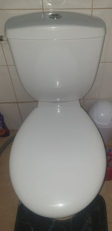 WC kompakt biały vidima