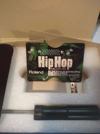 Expansao Roland SR-JV80-12 Hip Hop