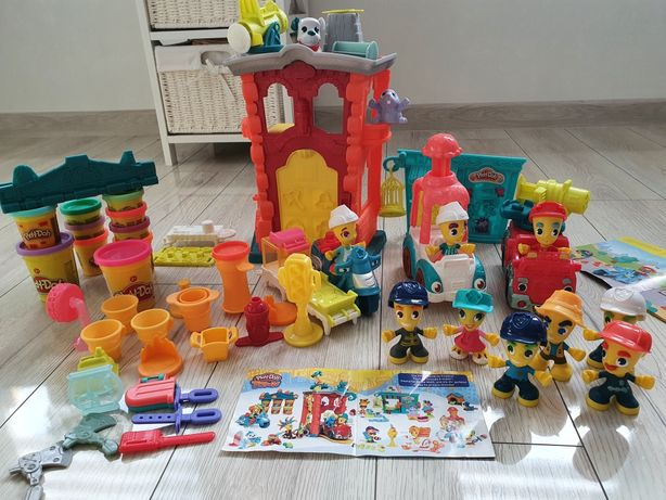Mega Zestaw Play-Doh