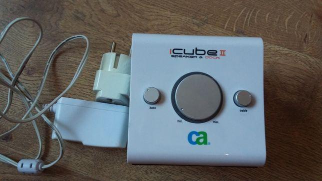 iCube II - głośnik i stacja dokująca do iPoda