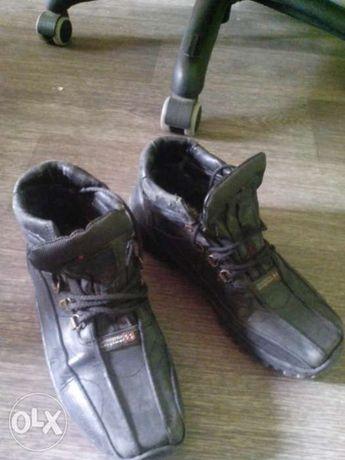 Продам зимние ботинки для подростка