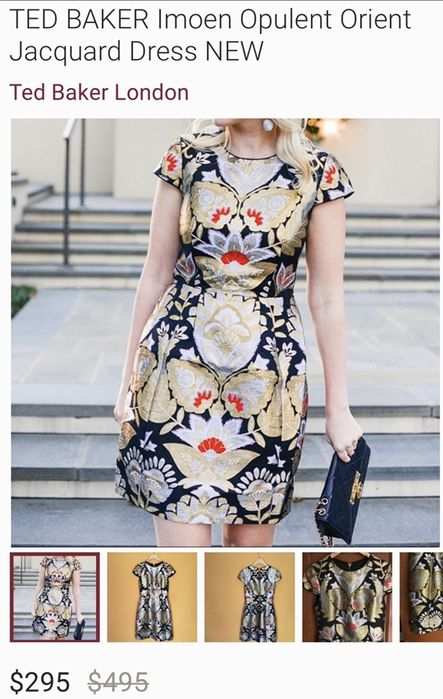 Ted Baker London - sukienka Poznań - image 1