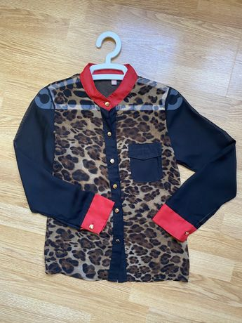 Шифонова блузка, розмір S