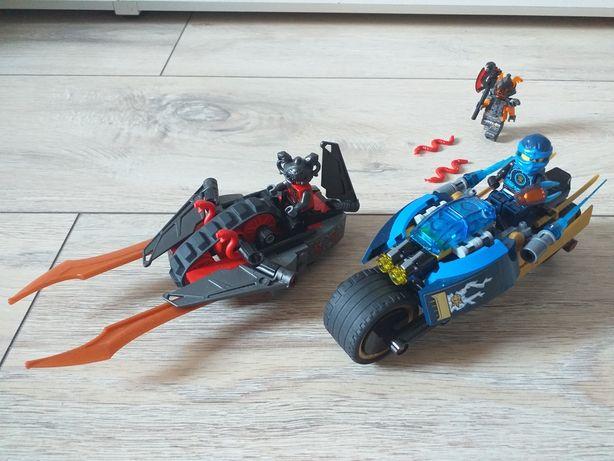 Lego ninjago 70622 пустынная молния