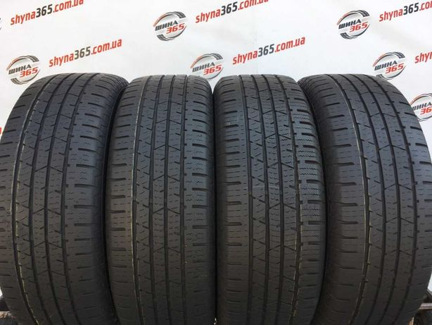 Шини літо 215/65 R16 CONTINENTAL CROSSCONTACT LX (протектор 5,5mm)