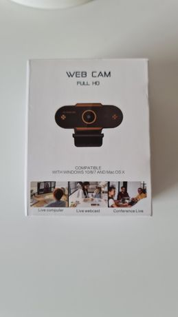 Webcam Full HD / 2K