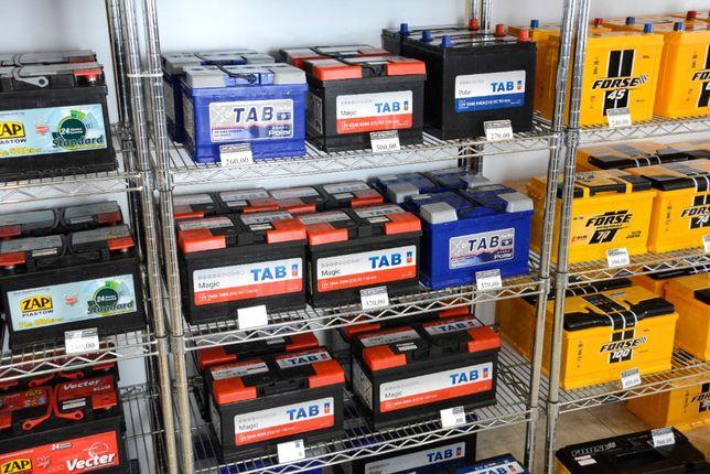 Akumulatory TAB 44Ah - 110Ah DOWÓZ GRATIS !