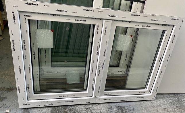 Janelas PVC oscilobatentes 140L/110. Altura