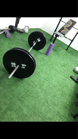 Obciążenie na siłownię